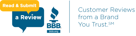 Read & Submit a BBB Customer Review |  Customer Reviews from a Brand You Trust. (sm)