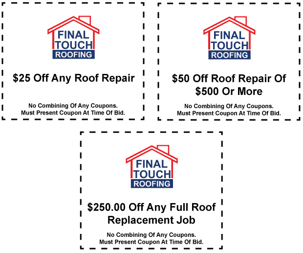 Final Touch Roofing And Remodeling Review Roofing