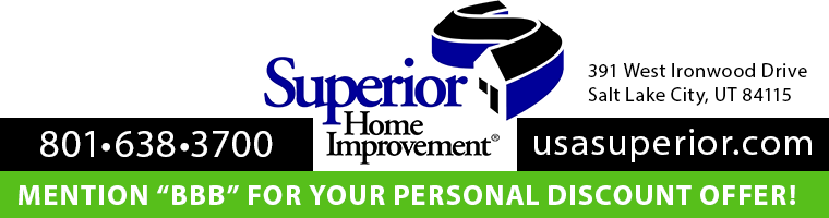 Discount offer from Superior Home Improvement